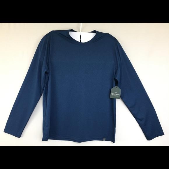 e58bfe4f REI Shirts | Coop Longsleeve Tech Tshirt Size Xl | Poshmark